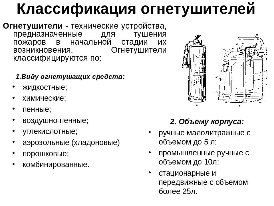 Что запрещается при тушении пожара углекислотным огнетушителем оу