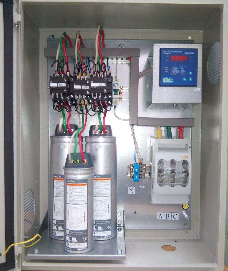 Конденсаторные установки распределительных подстанций – назначение, особенности эксплуатации