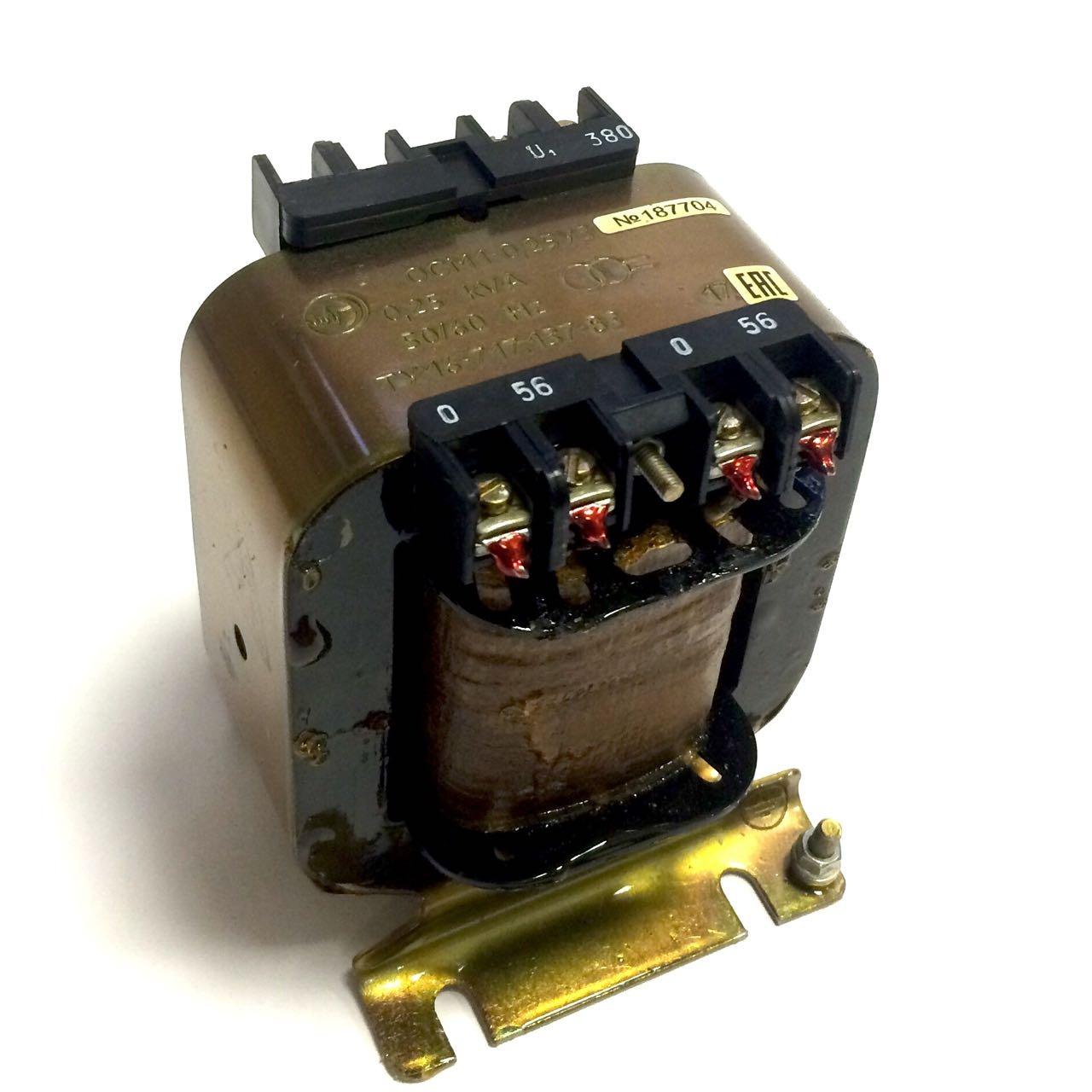 Описание и характеристики трансформатора омп