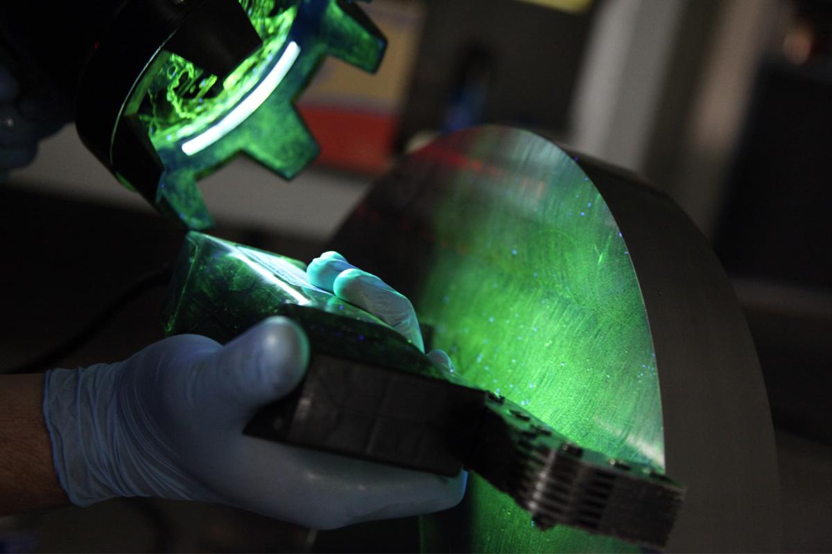 Магнитная дефектоскопия как метод неразрушающего контроля сварных швов и соединений