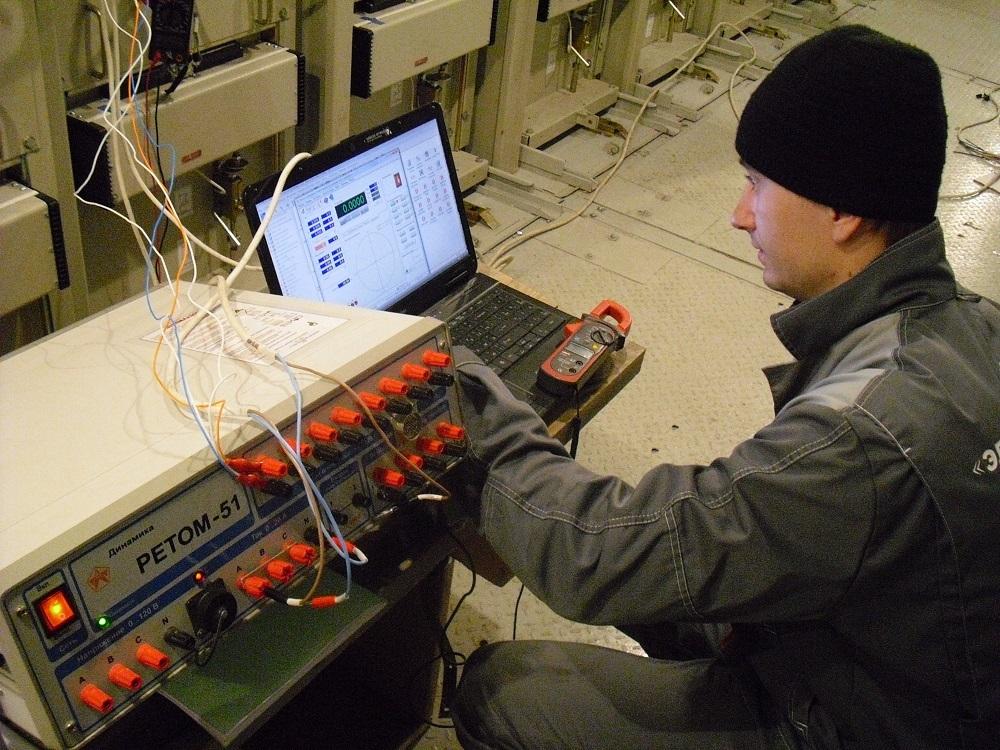 Ремонт электрических аппаратов до 1000 в