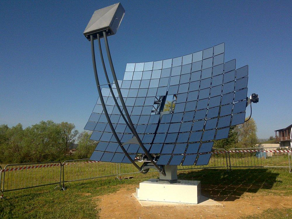 Солнечные концентраторы