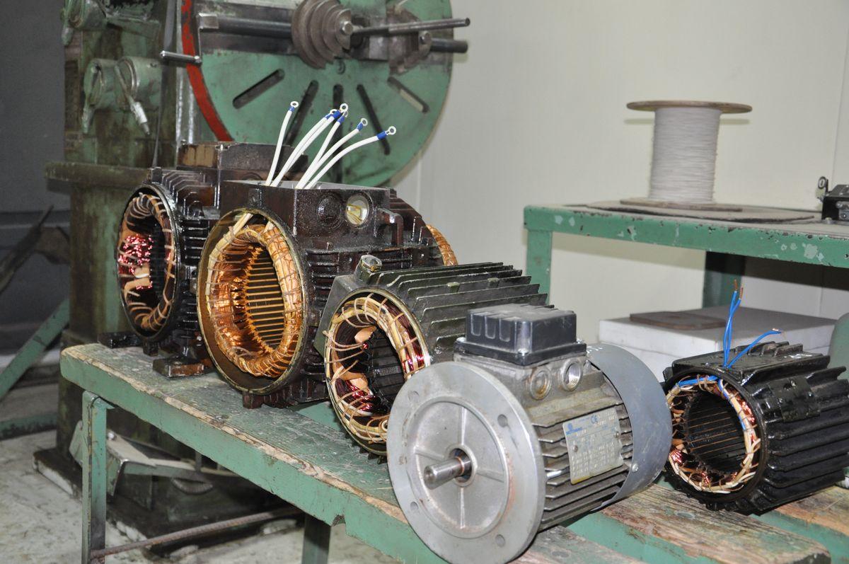 Ремонт трансформаторов и низковольтных аппаратов - оргинизация и планирование ремонта