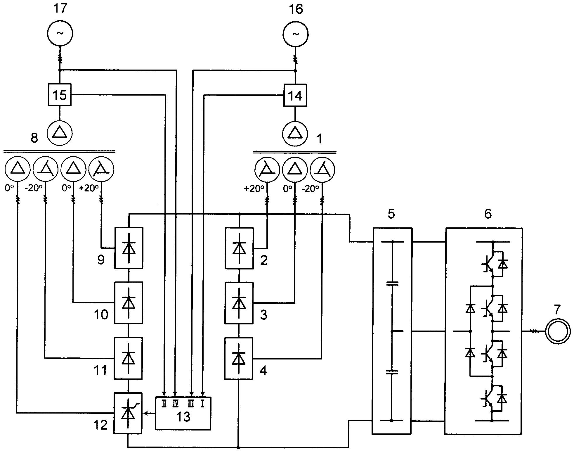 Тиристорный электропривод