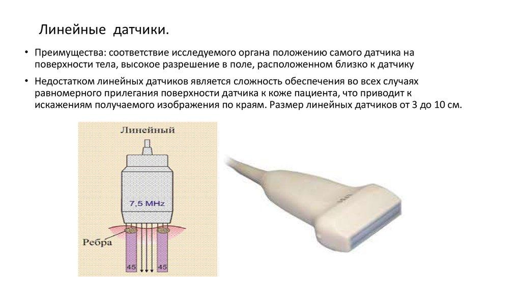 Ультразвуковые датчики с аналоговым и дискретным выходами