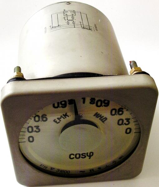 Фазометр – назначение, устройство и принцип работы
