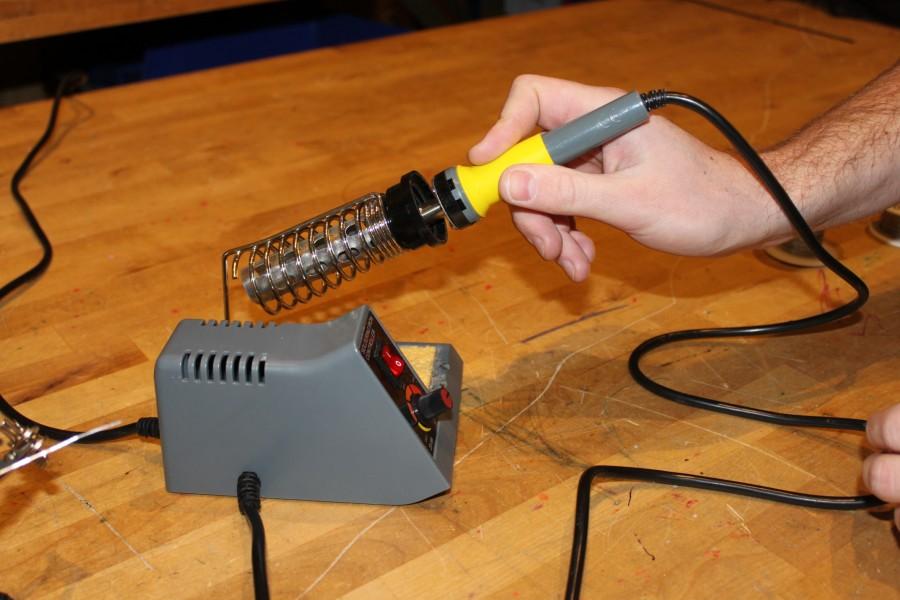 Технология ручной пайки и лужения