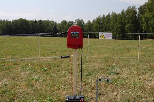 Правила использования и популярные модели электропастуха для крс