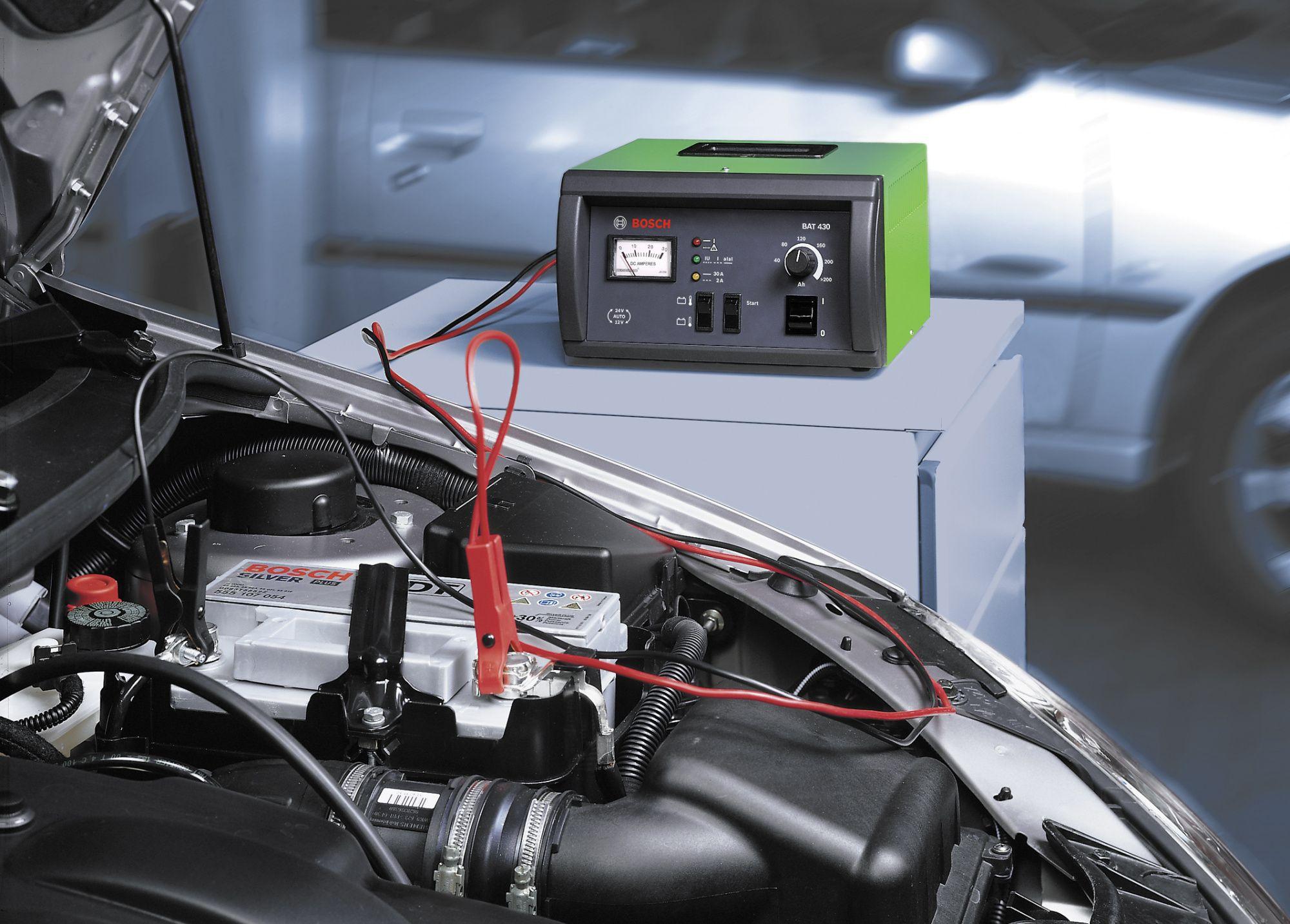Как правильно заряжать аккумулятор автомобиля.