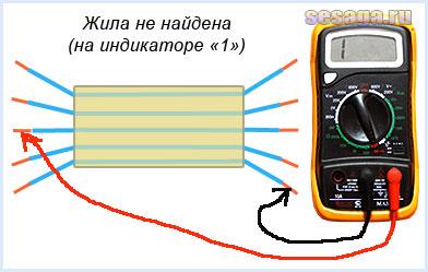 Как прозвонить розетку мультиметром