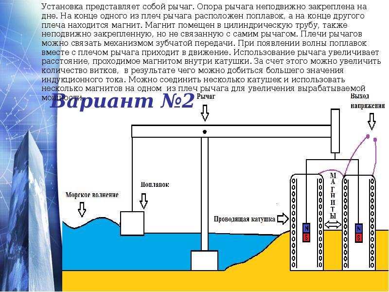 Волновая электростанция oceanlinx. волновые электростанции - примеры трех проектов