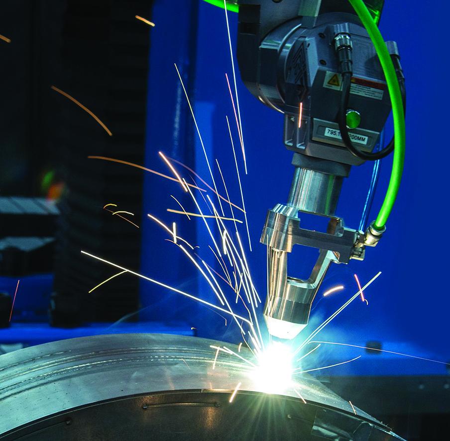 Применение методов лазерной сварки в современном промышленном производстве