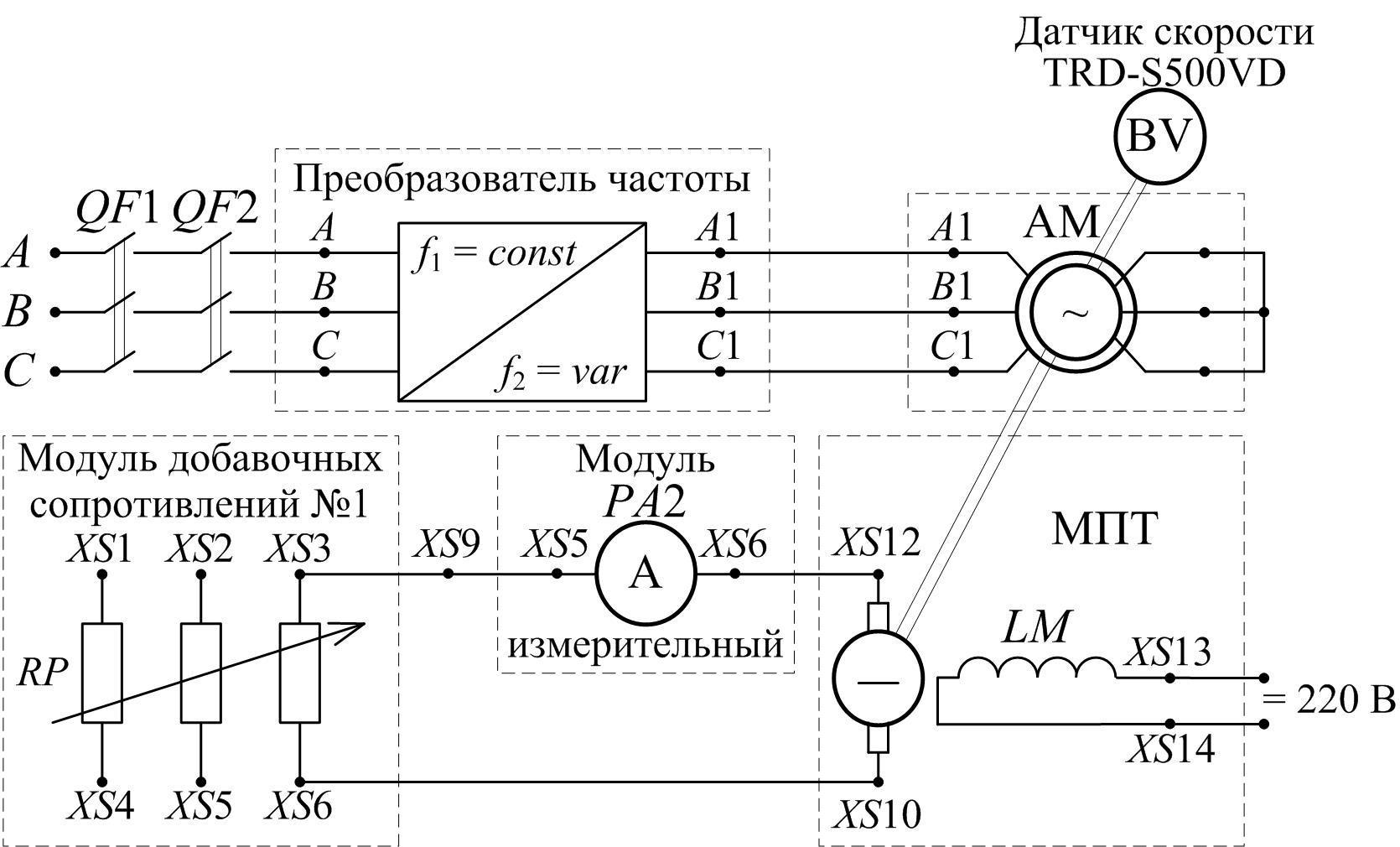 Настройка пид-регулятора в преобразователях частоты семейства vfd-b