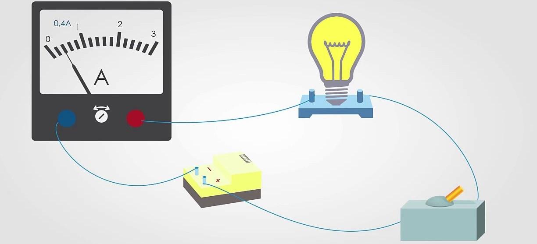 Амперметры переменного тока: устройство и применение щитовых, стрелочных, электронных амперметров
