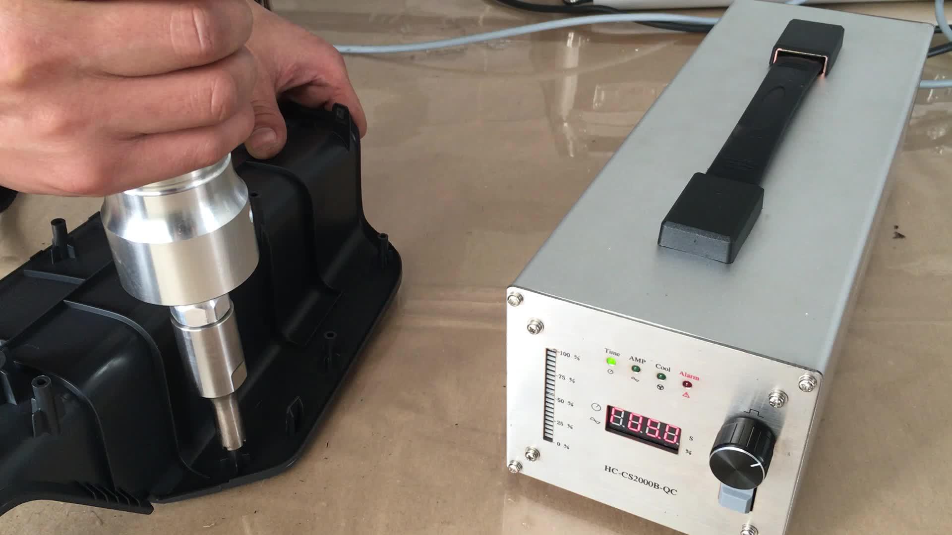 Ультразвуковая сварка: особенности, принцип действия, аппараты и оборудование
