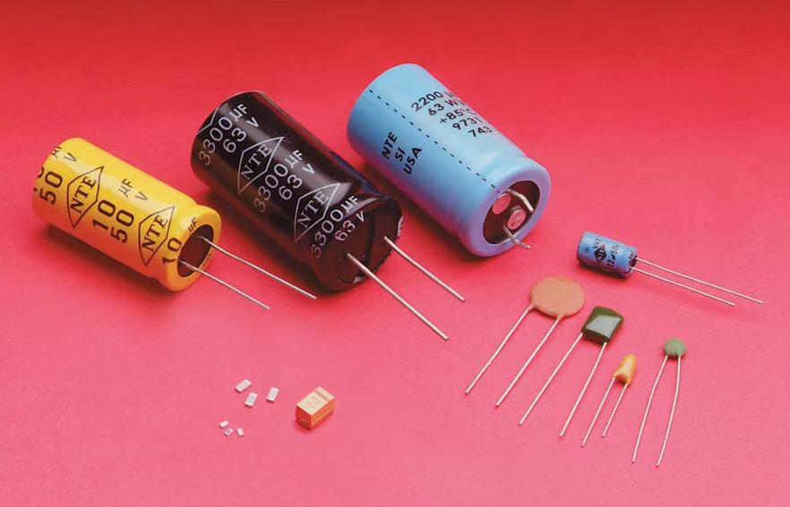Формулы для конденсаторов