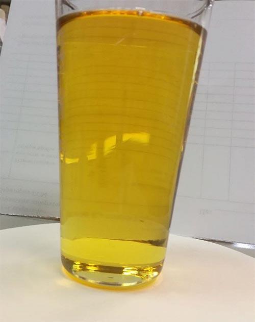 Характеристики трансформаторного масла
