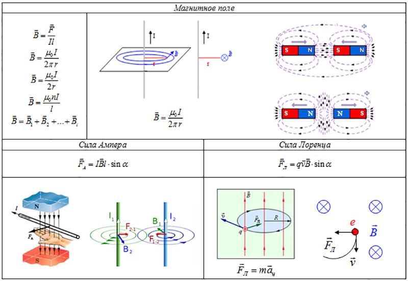 Магнитное поле и его параметры, магнитные цепи. что такое магнитное поле и почему оно есть у человека
